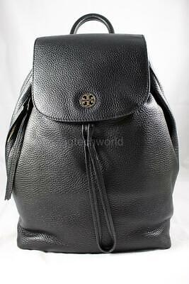 dfdecd7fc30345 New Women Tory Bruch Backpack Purse Handbag Bag Brody Acorn Leather Black   495