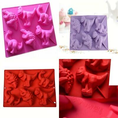 Joyeee Silicone Mold Pan, Cartoon Dinosaur Baking for Kids Party's, Jelly,...