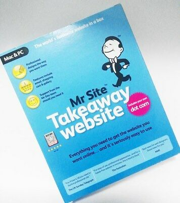 Brand New Mr Site Takeaway Website Builder For Mac Or Pc