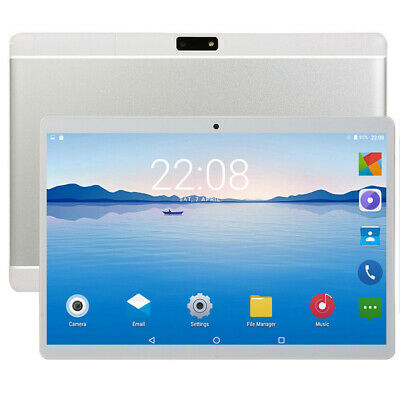 "10"" Tablet Android 8.0 4GB+ 64G Ten-Core WIFI HD Camera Tablet PC Computer"