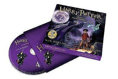 Harry Potter and the Deathly Hallows by J. K. Rowling (CD-Audio, 2016) - NEW