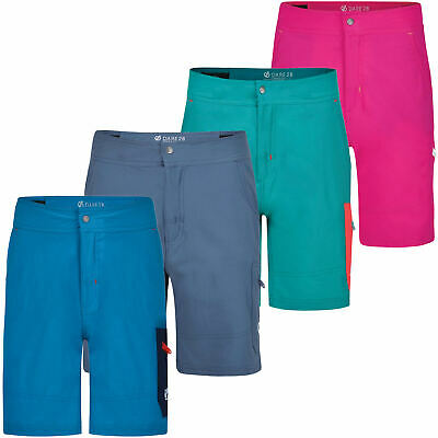 Dare2b Reprise Kids Active Shorts Stretch Cycling Walking Quick dry