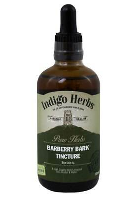 Indigo Herbs Barberry Bark Tincture 100ml