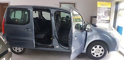 Peugeot Horizon 2012-Wheelchair accessible- With COC certificate
