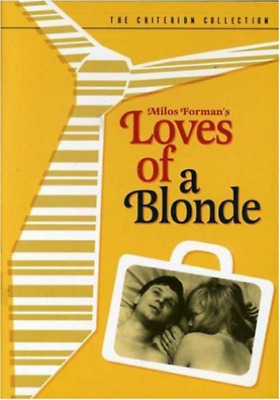 Forman,Milos-Loves Of A Blonde Dvd Neuf