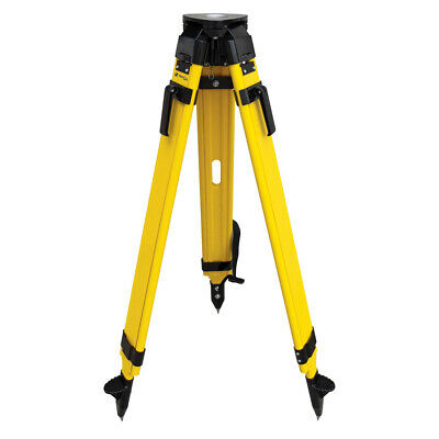 Heavy Duty Wood/Fiberglass Tripod W/ Quick Clamp (WDF20B)
