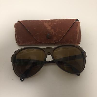 29d250d976d Persol RATTI optyl P013 21 54 7sunglasses ITALY dead stock 80  brown very  rare