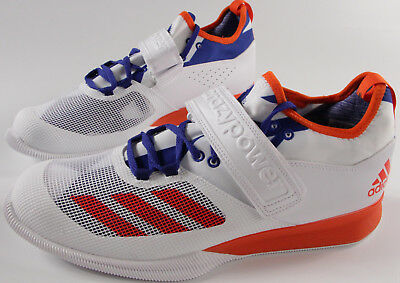 buy popular 1e627 6644d ADIDAS Performance Crazy Power weightlifting Shoe-12- 175-NEW white energy  Royal