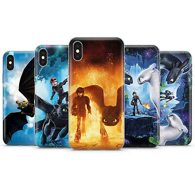 How To Train Your Dragon 3 The Hidden World 2019 Phone Case Cover For Iphone
