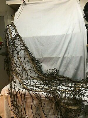 Antique Leather Horse Fly Net Tac Barn Gear Western Theme