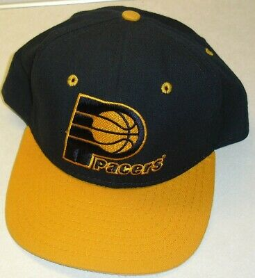 cd9ba84af1c Indiana Pacers VIntage 90s Snapback hat New Era (NEW!!) Reggier Miller years