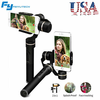 FEIYU SPG 3-Axis Handheld Stabilizer | SHIP FROM USA| FOR PHONE & GOPRO