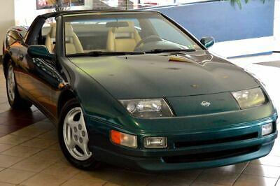 1996 Nissan 300ZX Convertible INCREDIBLE 1996 Nissan 300ZX Convertible UNMOLESTED Adult Owned 50 PICS