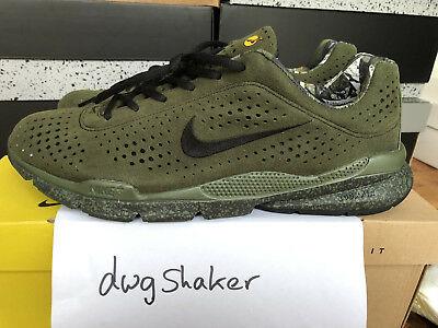 0da9b664d38e Rare 2007 Nike Air Zoom Moire+ Stash Nort Recon Nyc Marathon Edition Uk 10  New!