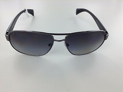 c62b7298c812 SUNGLASSES PRADA MADE IN ITALY - SPS56M DG0-5W1 65 Black Rubber ...