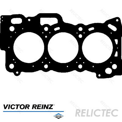 Cylinder Head Gasket for Daihatsu Toyota:SIRION,CUORE,DUET,TREVIS,COO,CHARADE