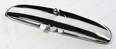 1964 Lincoln New Windshield Mounted Day Night Interior Mirror Push Button Style