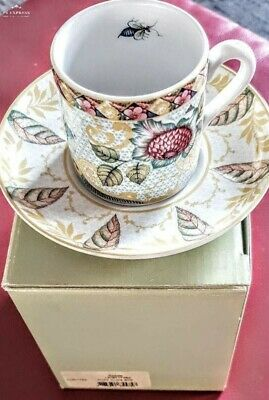 """Spode """"Sumatra"""" - 2 Rare and Beautiful Pieces, As New with Boxes"""