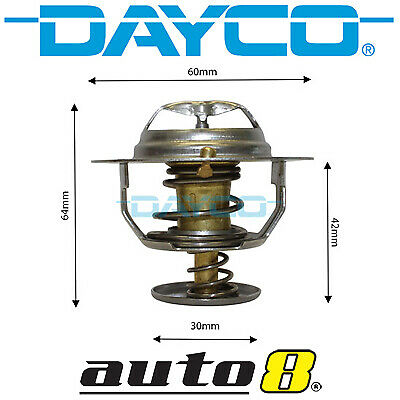 DAYCO Thermostat FOR Mitsubishi Fuso Canter 95-07 3.9L OHV DFI Diesel FE659 4D34