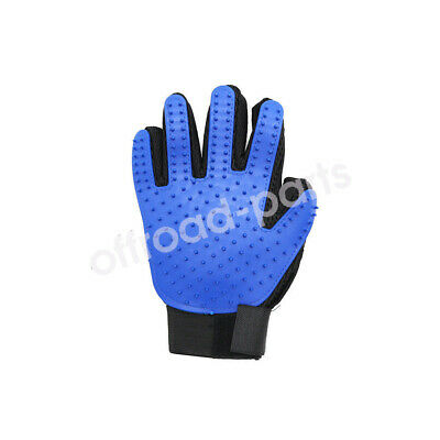 Pet Cat Glove Grooming Dog Hair Deshedding Removal Cleaning Brush Massage Tools