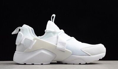 85ad14c45a83 NIKE WOMEN S AIR Huarache City Low White AH6804 100 Sz 6.5