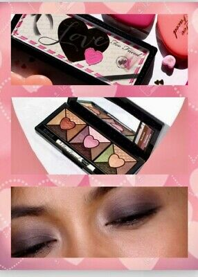 Too Faced Passionately Pretty Eye Shadow Palette Best Makeup❤️ New Box