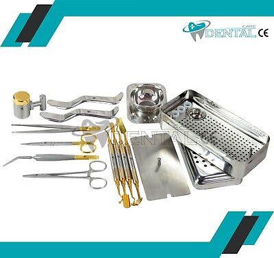 Dental PRF Box GRF System Platelet Rich Fibrin Set With High Quality Instruments