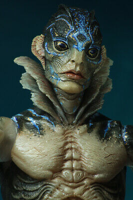 NECA33156The Shape of Water S.H.F Amphibian Man Action Figure Toys