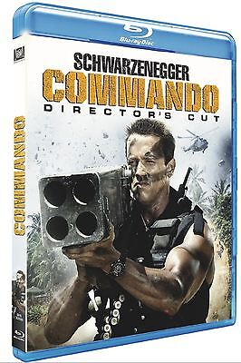 Commando - Blu-Ray - (Uncut) - 30th Anniversary Edition - Mark L Lester
