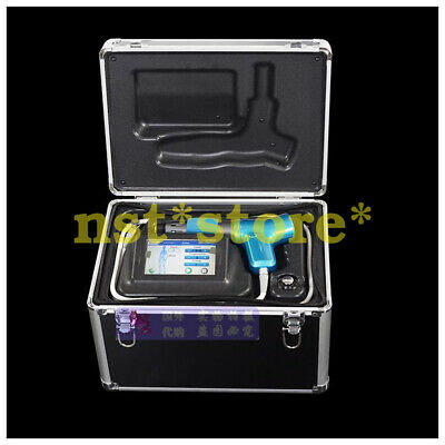 New Physical Pain Treatment System Acoustic Shock Wave Extracorporea Machine
