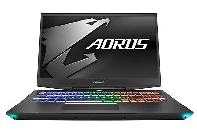 "Aorus 15 X9 144hz 15.6 "" Ordinateur Portable de Jeux - Core I7 2.2 Ghz,16go,2 To"