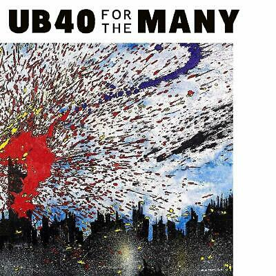 Ub40 For The Many Cd - New Release March 2019