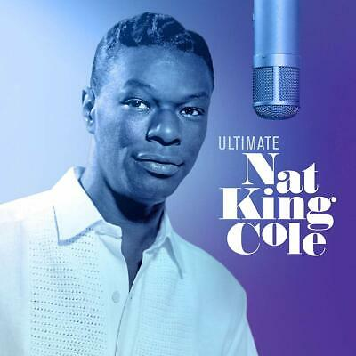 Nat King Cole Ultimate Nat King Cole Cd - New Release March 2019