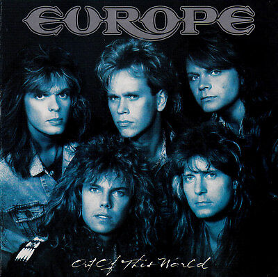 +^  EUROPE / OUT OF THIS WORLD - feat SUPERSTITIOUS
