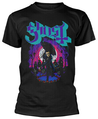 Ghost 'Ashes' T-Shirt - NEW & OFFICIAL!