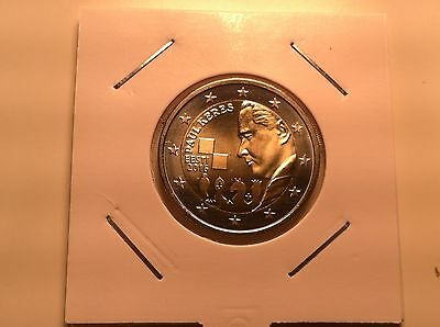 2 Euro Estonie 2016 Paul Keres Commemorative Neuve