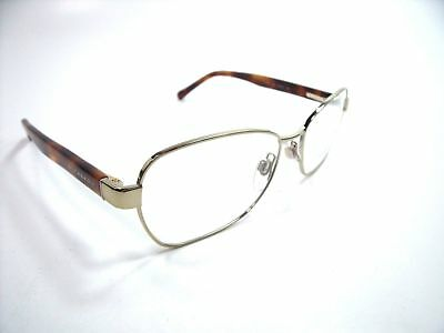 c44e552429 Burberry Eyeglasses B 1269 Gold 1145 Size 54mm Optical Frame New Authentic