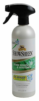 Absorbine Showsheen Stain Remover & Whitener White Horse Cob Pony Show Grooming