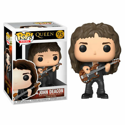 Funko POP! Vinyl Figure Queen John Deacon #95