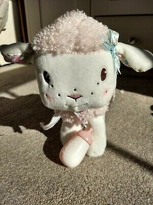 Baby Annabelle Walking Sound Effects Little Pink White Lamb by Zapf Creations