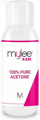 Mylee 100% Pure Acetone 300ml Superior Quality Nail Polish Remover