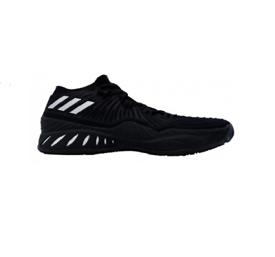 newest 5c736 d77d7 Adidas Mens Crazy Explosive Low PK Basketball Shoes Boost Black B75920 sz 15