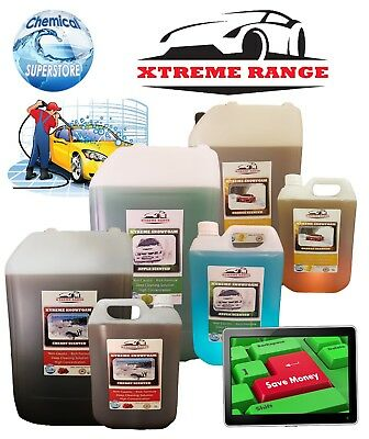 Extreme Trafic Film Extracteur / Tfr / Neige Mousse / Alliage Nettoyant /