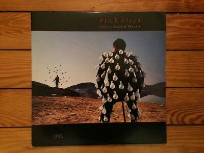 Pink Floyd - Delicate Sound Of Thunder 1988 Columbia PCT 44484 VG+/NM
