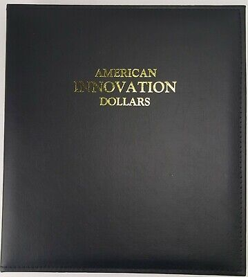 CAPS Album Innovation Dollars P & D #2176 with Slipcase and Capsule Kit