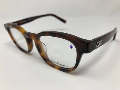 610b4283a87 Salvatore Ferragamo Eyeglasses SF2779 214 Tortoise Frames 48mm 20 145 Flex  CT86