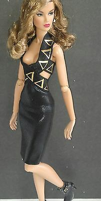12 inch fashion doll outfit one size fits all same size dolls Barbie sizes!