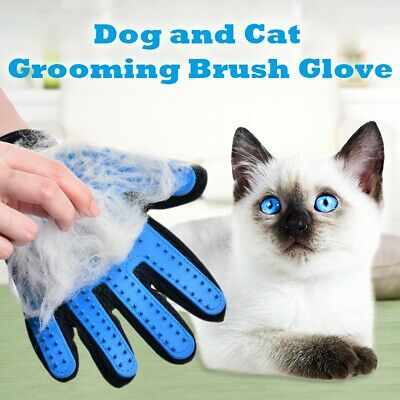 Hot Magic Cleaning Brush Glove Rope for Pet Dog&Cat Massage Grooming -Right Hand