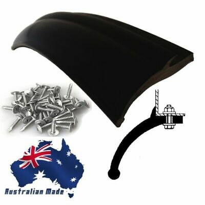 RUBBER WHEEL ARCH Flare for 4 Guards to Suit most 4WD  6 metre