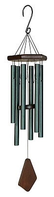 Nature's Melody PG28FG 28-Inch Premiere Grande Wind Chime - Forest Green